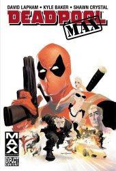 Deadpool MAX Oversized Hardcover - Deadpool Reading Order