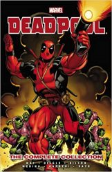 Deadpool by Daniel Way The Complete Collection Vol 1