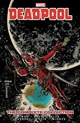 Deadpool by Daniel Way The Complete Collection Vol 3