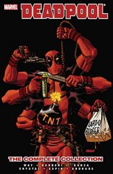 Deadpool by Daniel Way The Complete Collection Vol 4