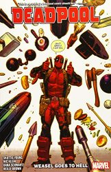 Deadpool by Skottie Young Vol. 3 Weasel Goes to Hell