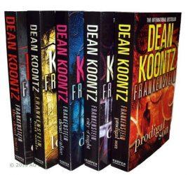 Dean Koontz Frankenstein Books Series in Order