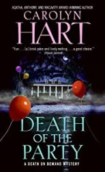 Death of the Party Death on Demand Books in Order