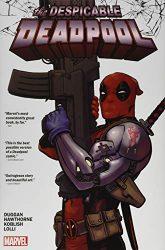 Despicable Deadpool Hardcover - Deadpool Reading Order