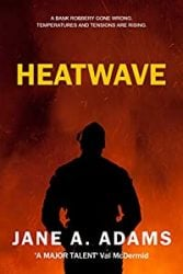 Heatwave Naomi Blake Books in Order