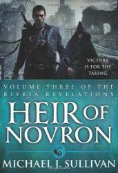 Heir of Novron Vol. 3 - The Riyria Revelations Books in Order