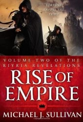 Rise of Empire Vol. 2 - The Riyria Revelations Books in Order
