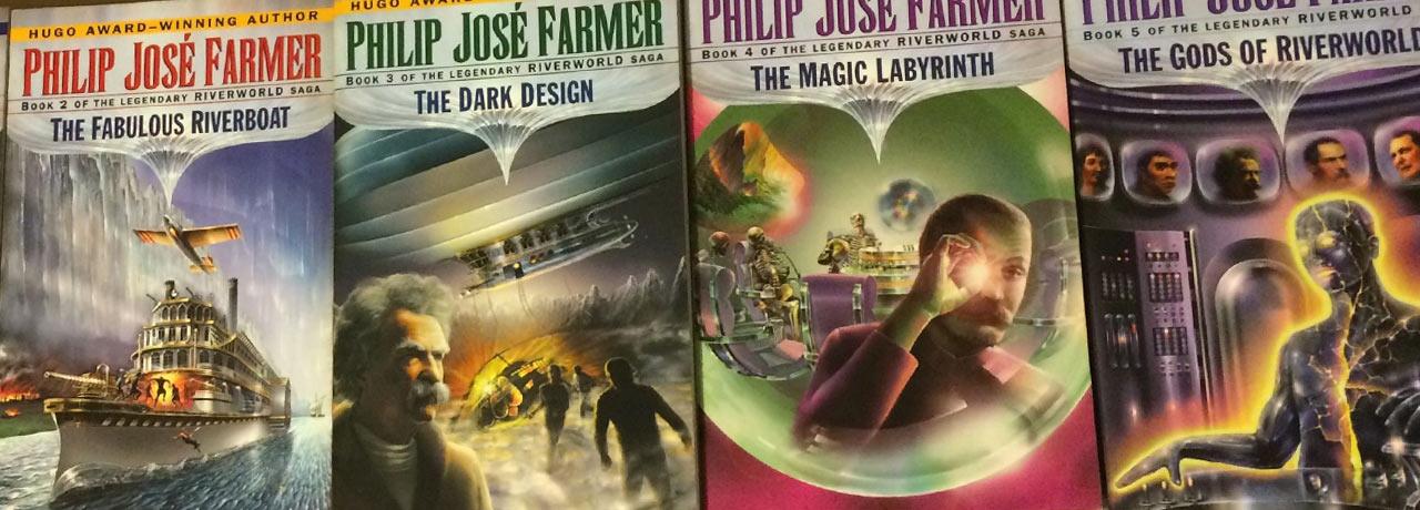 Riverworld Saga Books in Order