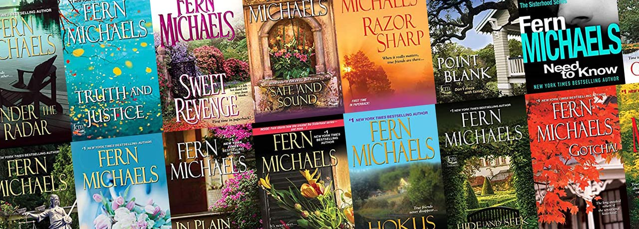 Sisterhood Books in Order Fern Michaels