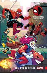 Spider-Man Deadpool Vol. 4 Serious Business - Deadpool Reading Order