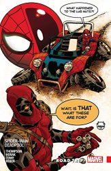 Spider-Man Deadpool Vol. 8 Road Trip - Deadpool Reading Order