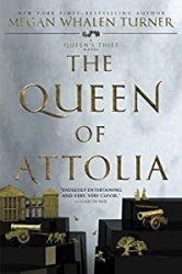 The Queen of Attolia The Queen's Thief Books in Order