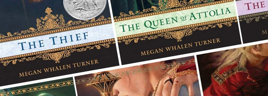 The Queen's Thief Books in Order