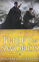Theft of Swords Vol. 1 - The Riyria Revelations Books in Order