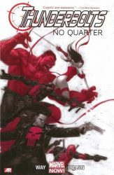 Thunderbolts Volume 1 No Quarter Marvel Now - Deadpool Reading Order