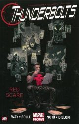 Thunderbolts Volume 2 Red Scare Marvel Now - Deadpool Reading Order