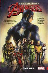 Uncanny Avengers Unity Vol 3 Civil War II - Deadpool Reading Order