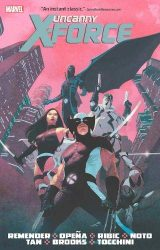 Uncanny X-Force by Rick Remender Omnibus - Deadpool Reading Order