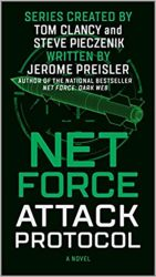 Attack Protocol Tom Clancy Net Force Books in Order