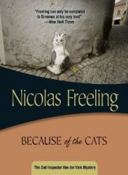 Because of the Cats - Van der Valk series books in order