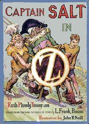 Captain Salt in Oz - Oz Books in Order
