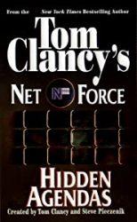 Hidden Agendas Tom Clancy Net Force Books in Order