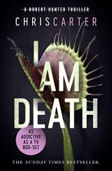 I Am Death - Robert Hunter Books in Order