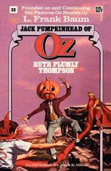Jack Pumpkinhead of Oz - Oz Books in Order
