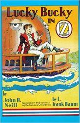 Lucky Bucky in Oz - Oz Books in Order