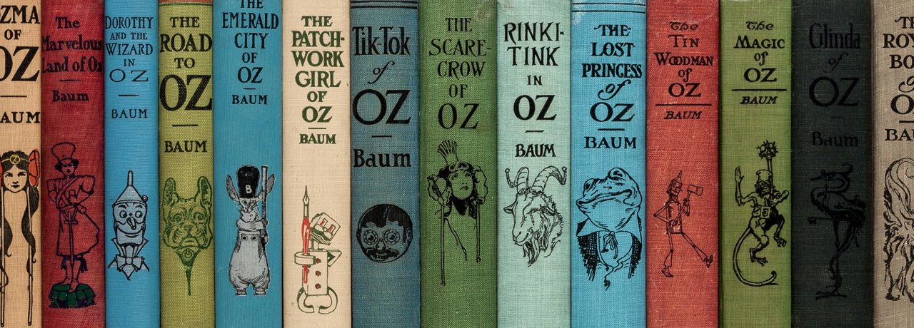 Oz Books in Order
