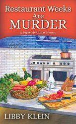 Restaurant Weeks Are Murder A Poppy McAllister Mystery Books in Order