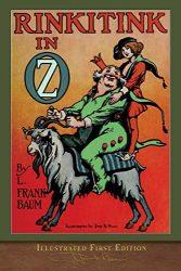 Rinkitink in Oz - Oz Books in Order