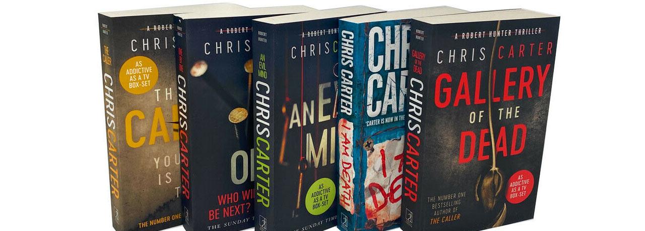 Robert Hunter Books in Order