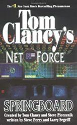 Springboard Tom Clancy Net Force Books in Order