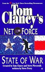 State of War Tom Clancy Net Force Books in Order