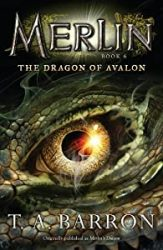 The Dragon of Avalon Merlin Saga Books in Order