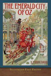 The Emerald City of Oz - Oz Books in Order