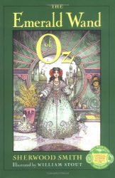 The Emerald Wand of Oz - Oz Books in Order