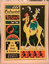 The Enchanted Island of Oz - Oz Books in Order