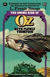 The Gnome King of Oz - Oz Books in Order