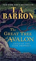 The Great Tree of Avalon Merlin Saga Books in Order