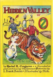 The Hidden Valley of Oz - Oz Books in Order