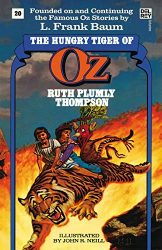 The Hungry Tiger of Oz - Oz Books in Order