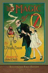 The Magic of Oz - Oz Books in Order