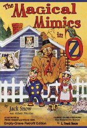 The Magical Mimics in Oz - Oz Books in Order