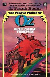 The Purple Prince of Oz - Oz Books in Order