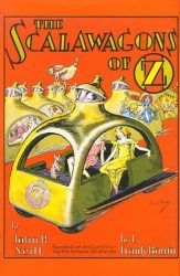The Scalawagons of Oz - Oz Books in Order