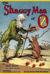 The Shaggy Man of Oz - Oz Books in Order