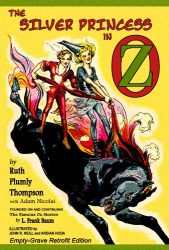 The Silver Princess in Oz - Oz Books in Order