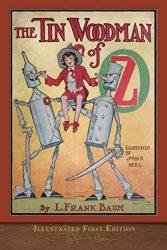 The Tin Woodman of Oz - Oz Books in Order